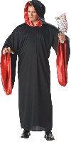 Grim Reaper Shroud of Evil Plus Size Adult Costume #01109
