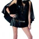 Gothic Mod Magic Witch Adult Costume Size: Large #00775
