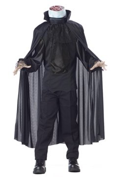 Headless Horseman Child Costume Size: Medium #00209