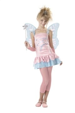 Pinkalicious Twinkle Fairy Princess Tween Costume: Size Large #04003