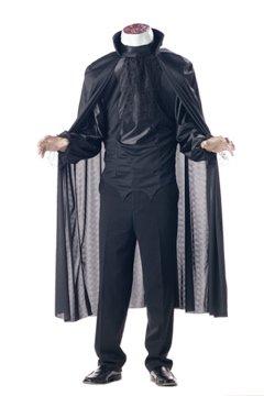 Headless Horseman Adult Costume Size: Medium #00742
