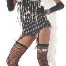 20's Glitzy Gangster Fashion Flapper Adult Costume Size: Medium #00954