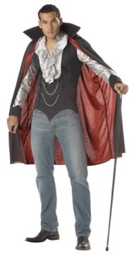Very Cool Vampire Adult Costume  Size: X-Large #01067