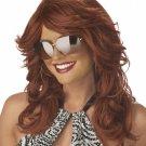 1970's Disco Discorama Mama Adult Costume Wig #70278