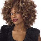 Fine Foxy Fro Afro Hair Adult Costume Wig #70257