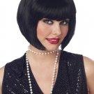 Cabaret 20's Fashion Flapper Adult Costume Wig #70098