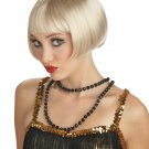 Flirty Flapper 20's Fashion Flapper Adult Costume Wig  #70442