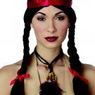 Native Indian - Costume Wig