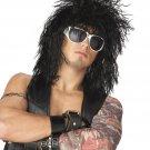 Rockin' Dude Heavy Metal Rock Star Adult Costume Wig #70476