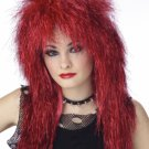 Punk Rock Retro Shimmer Vibe Adult Costume Wig #70307