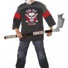 Friday the 13th Blood Sport Jason Child Costume Size:  Medium #00240