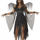 Dark Gothic Wicked Angel Adult Costume Size: Medium #00872