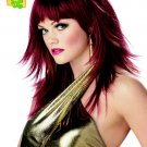 Rock Star Feathered And Flirty Adult Costume Wig #70351