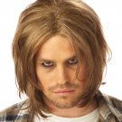 Grunge Kirk Cobain Adult Costume Wig #70595