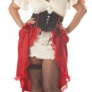 Cantina Gal Hispanic Adult Plus Size Costume: 2X-Large #01685