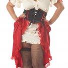 Cantina Gal Hispanic Adult Plus Size Costume: 3X-Large #01685