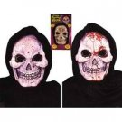Skull Dripping Bleeding Mask Halloween Accessories