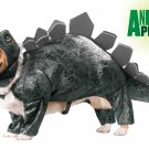 Stegosaurus Dinosaur Dog Costume Size: Medium #20105