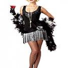 Fashion Flapper Adult Costume Size: Large # 01118