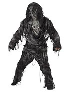 The Walking Dead Living Dead Zombie Child Costume : Size X-Large #00336