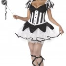King's Delight Burlesque Beauty Adult Costume Size: Small #01162