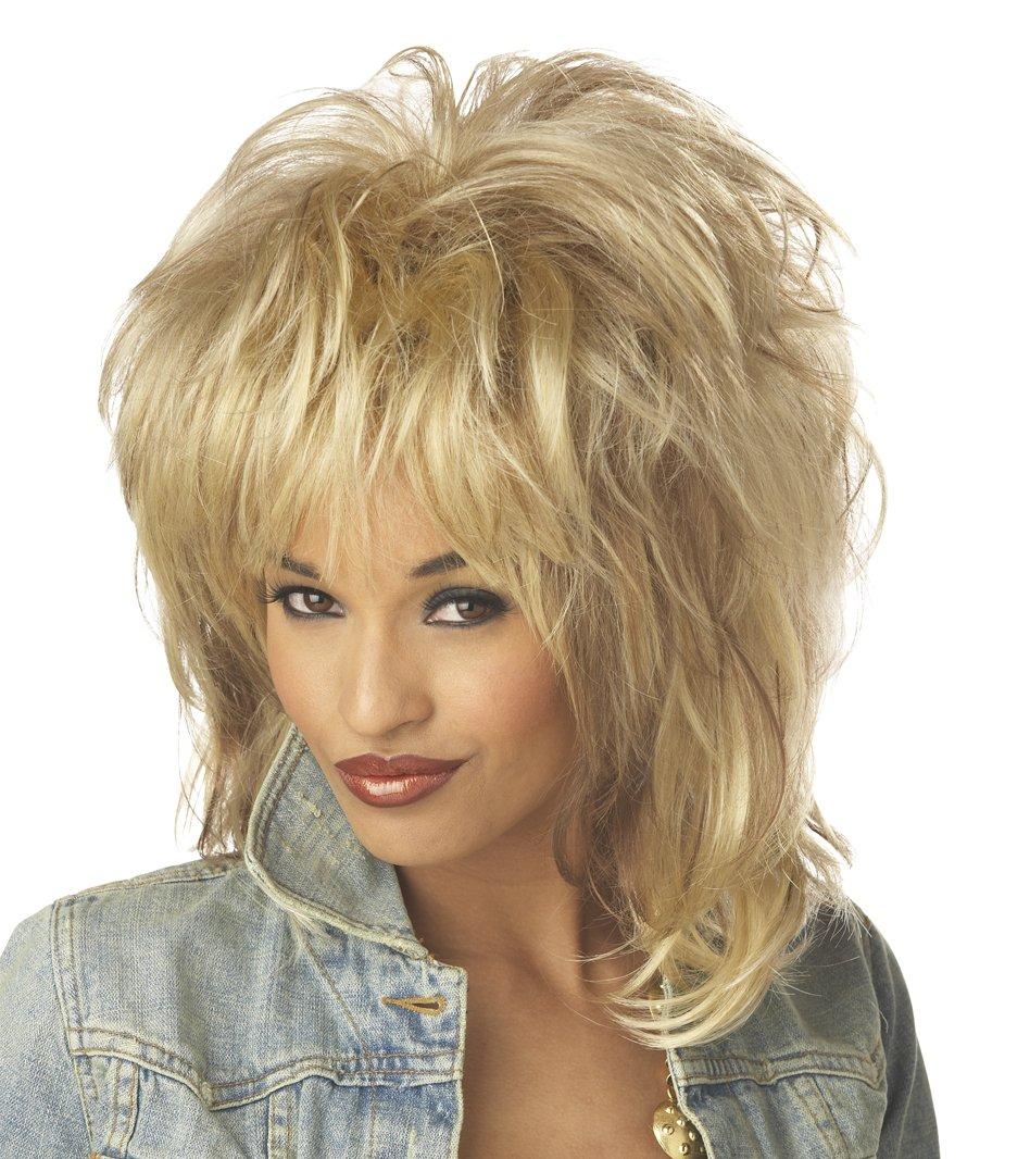 Rockin Soul Tina Turner Adult Costume Wig #70602