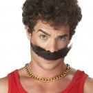 #70647 Fuggedaboutit Macho Man Adult Costume Moustache