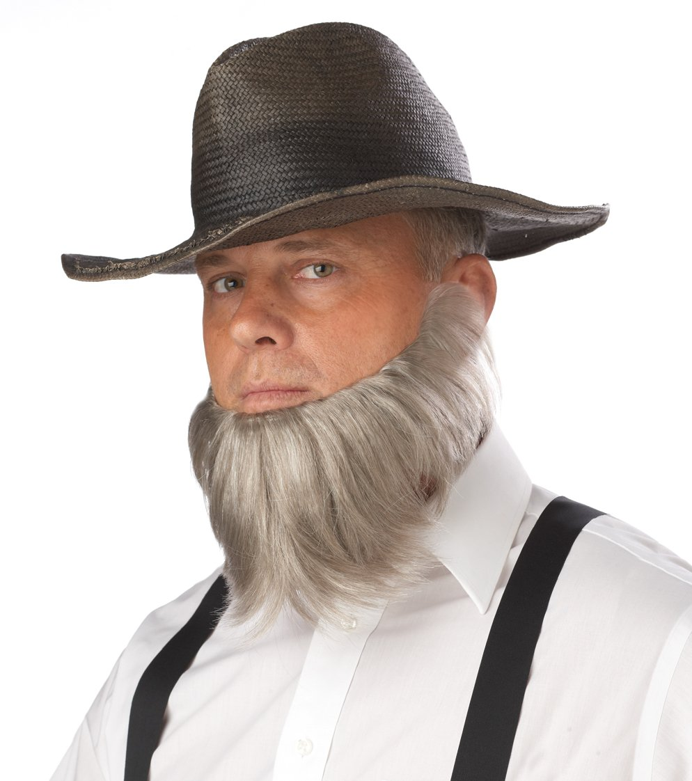 Dutch Farmer Adult Costume Beard