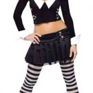 Sexy Wednesday Addams Adult Costume Size: Small