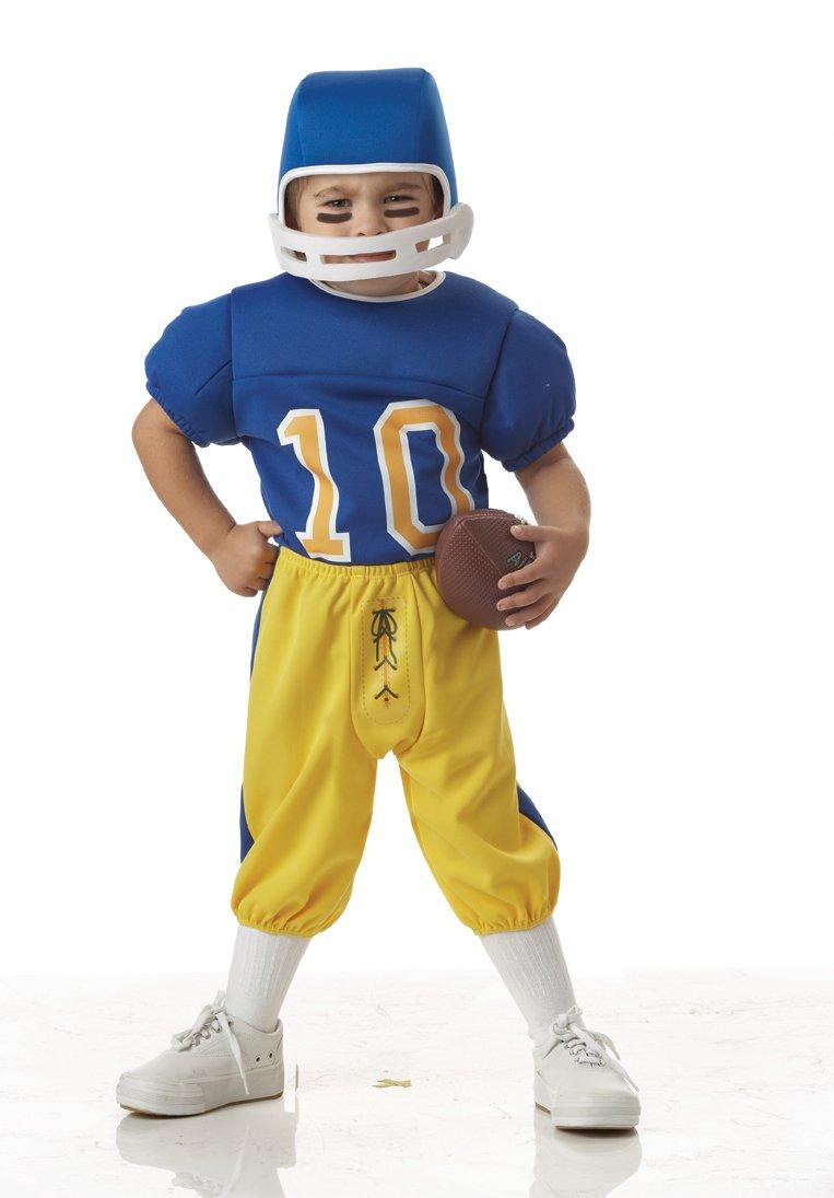 Football  MVP Toddler Costume Size: Medium