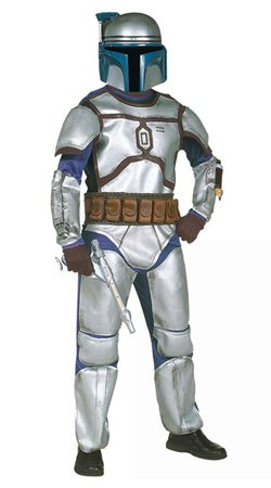 Star Wars Jang Fett Deluxe Costume Size Medium