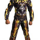 Transformer Bumblebee Muscle Child Costume Small