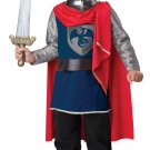 Renaissance Gallant Knight Toddler Costume Size: Large
