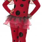 Insect Lady Bug Love Bug Child Costume Size: Medium Plus #00258