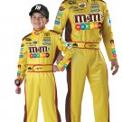 NASCAR Kyle Busch Child Costume Size: Large Plus #00379