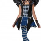 Raven Strangeling Monster High Tween Child Costume Size: X-Large #04055