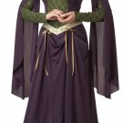 Renaissance Lady in Waiting Maid Marian Adult Costume Size: Small #01182