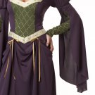 Lady in Waiting Renaissance Maid Marian Adult Costume Size: Large #01182