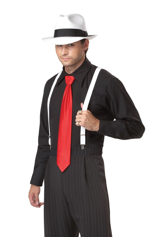 Mob Boss Mafia Adult Costume Size X-Large #01189