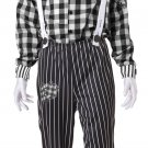 Tragedy Andy Ghost Adult Costume Size: X-Large #01211