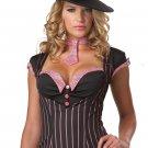 Gangster Moll Adult Costume Size: Medium #01216