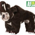 Dinosaur Wooly Mammoth Dog Costume Size X-Small #20115