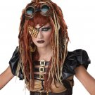 Apocalypse Jamaican Dreadlocks Adult Costum Wig #70681