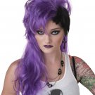 Smash Punk Rock Star Adult Costume Wig #70671