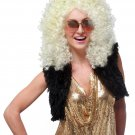 Disco Diva Dancing Queen 70's  Adult Costume Wig #70662