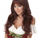 Coquette German Adult Costume Wig #70538