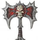 Pirate Skull Crusher Axe Weapon Accessory