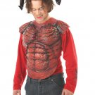 #60404 Demon Horns with Teeth Costume Accessory