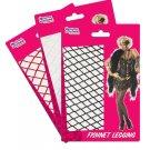 Fishnet Leggings Costume Accessory - Black