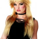 80's Punk Rock Jagged Edge Rock Star Adult Costume Wig #70355